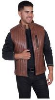 Scully Men's Two Tone Vest 306