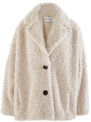 Stand Merilyn jacket in faux fur