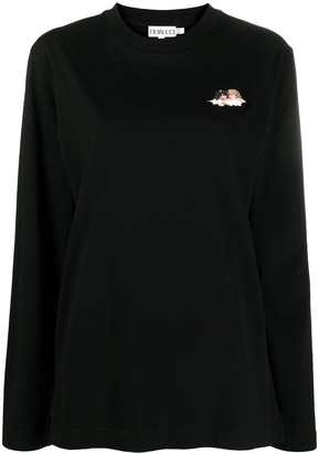 Fiorucci Icon Angels long-sleeved t-shirt