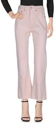 MM6 MAISON MARGIELA Denim pants
