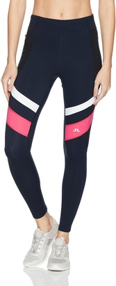 J. Lindeberg Women's Compression Poly Running Leggings