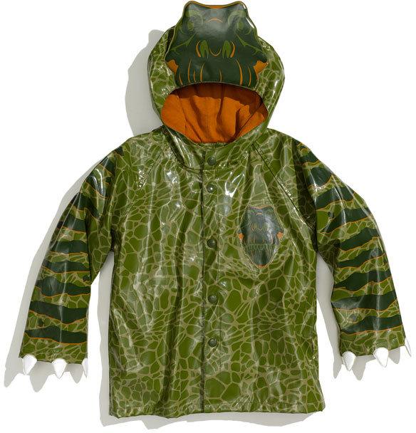 Western Chief 'Dino' Raincoat (Toddler & Little Boys)
