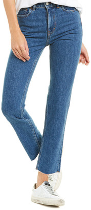 IRO Galant Indigo High-Rise Straight Leg
