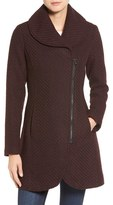 Jessica Simpson Women's Shawl Collar Coat