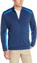 adidas Men's Climawarm+ Full Zip Color Pop Jacket