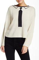 Wildfox Couture Dinner Party Long Sleeve Sweater