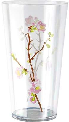 Corelle Coordinates Cherry Blossom - 19oz Acrylic Iced-tea Glass Set of 6