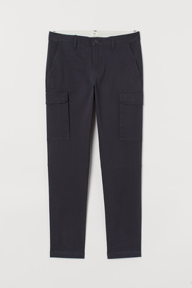 H&M Cargo pants Skinny Fit Stretch