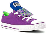 Converse Girls' Chuck Taylor Double Tongue Sneaker Pre/Grade School