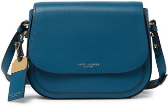 Marc Jacobs Rider Leather Crossbody Bag