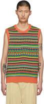 Stella McCartney Multicolor Knit Vest