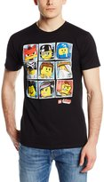 Lego Men's Character Squares Tee