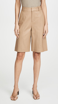 Vince Leather Short