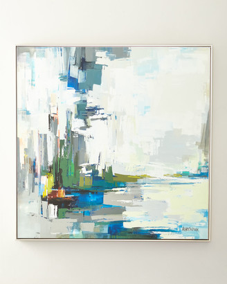 """John-Richard Collection Taken with Notion"""" Giclee Canvas Art by A Sullivan"""