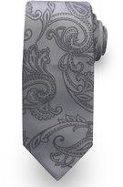 Haggar Paisley Woven Tie - Men