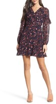 Greylin Women's Esther Ruffle Wrap Dress
