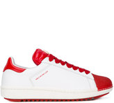 Moncler Angeline sneakers - women - Leather/rubber - 36