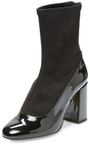 Ava & Aiden Minsis High Bootie