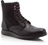 Cole Haan LunarGrand Cap Toe Waterproof Boots