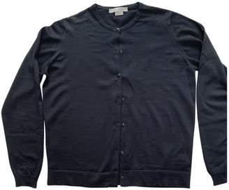 John Smedley Black Wool Knitwear for Women