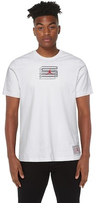 Jordan Retro 11 Short Sleeve 23 T-Shirt - White