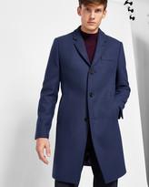 Ted Baker Wool-blend overcoat