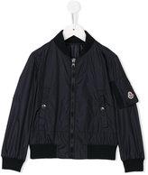 Moncler zipped jacket - kids - Polyamide - 4 yrs