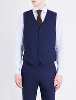 Richard James Single-breasted stretch-wool waistcoat