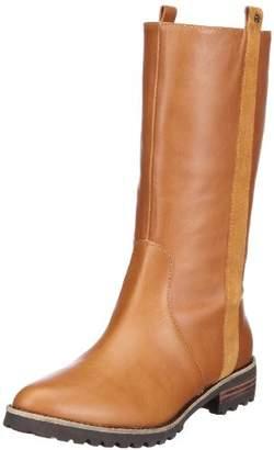 Flip*Flop Women's Cordoba Unlined Slip-on Boots Half Length Brown Size: 5