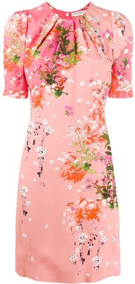 Givenchy Floral Short Dress
