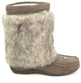 Barbo women's Alisa winter boot faux rabbit fur