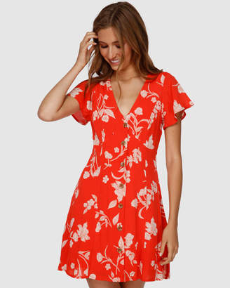 Billabong Mad Love Dress