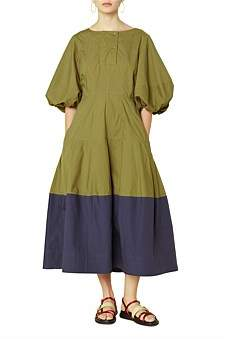Lee Mathews Elsie Lantern Dress