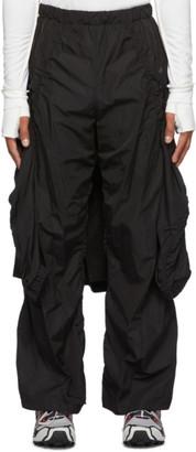 Hyein Seo Black Hoodie Pants