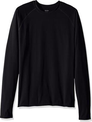 Soffe Men's Tight Fit Long Sleeve Jersey T-Shirt