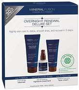 Mineral Fusion Overnight Renewal Deluxe Skin Care Set