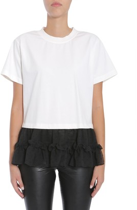 MM6 MAISON MARGIELA Cotton Jersey T-shirt