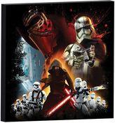 Star Wars Episode VII The Force Awakens Dark Side Splash Canvas Wall Art