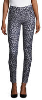 MICHAEL Michael Kors Printed Cotton-Blend Leggings
