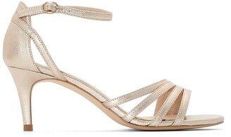 La Redoute Collections High Heeled Stiletto Sandals