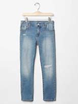 Gap 1969 Rip & Repair High Stretch Slim Jeans