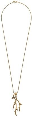 Goossens Talisman coral necklace