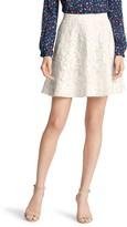 Draper James Ellie Embroidered Organza Skirt