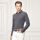 Ralph Lauren Purple Label Birdseye Pima Cotton Polo