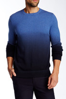 Vince Dip Dye Crew Neck Sweater