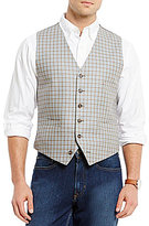 Daniel Cremieux Sonoran Trails Edward Check Vest