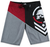 Metal Mulisha Men's Carve Boardshorts