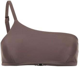 Matteau One-Shoulder Bikini Top