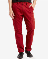 Red Men's Cargo Pants - ShopStyle