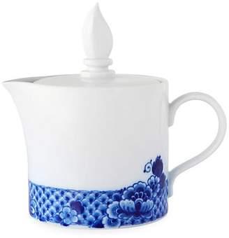 Vista Alegre Blue Ming Tea Pot